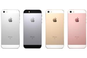 iphone se lineup