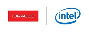 logos cobrand intel a oracle