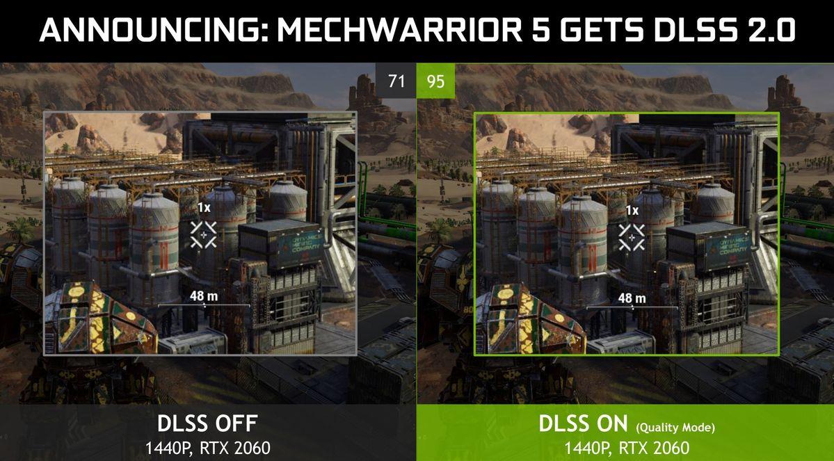mechwarrior 5 dlss zoom