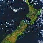 newzealand satellite