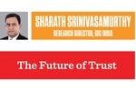 Sharath Srinivasamurthy of IDC India Highlights The Future of Trust