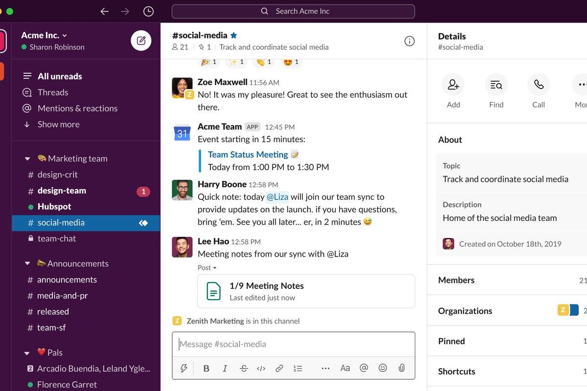 Slack targets non-tech users with UI design tweaks