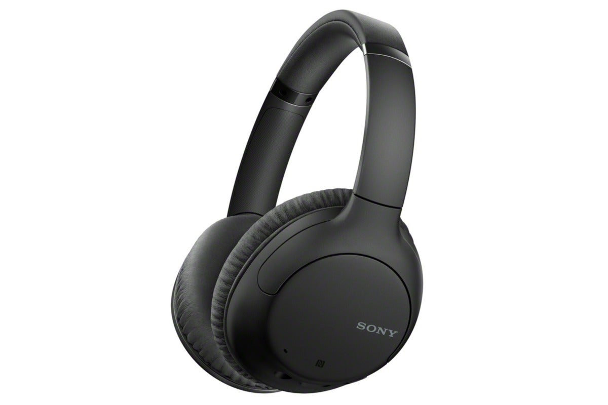 Sony's new mid-range Bluetooth headphones let you install either Alexa or Google Assistant