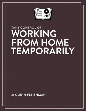 take control of working from home temporarily