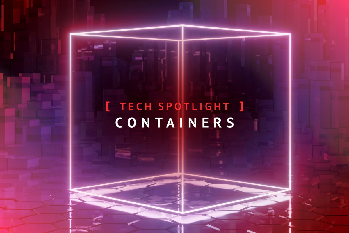 Containers on the desktop You bet — on Windows 10X