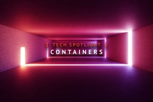 Containers march into the mainstream