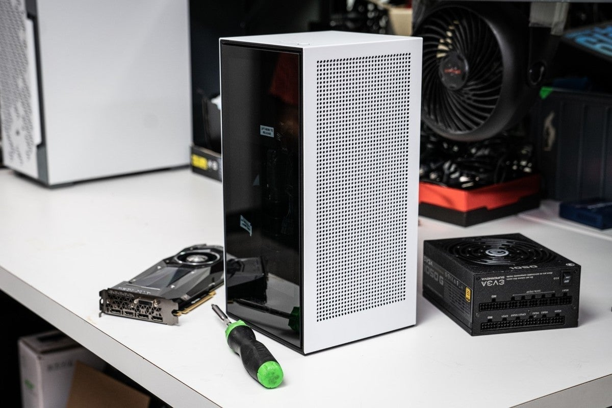 NZXT's Xbox Series X lookalike makes small-form-factor builds a snap
