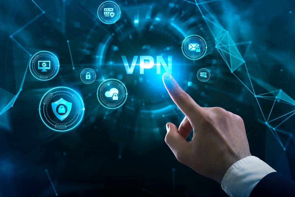 VPN / network security