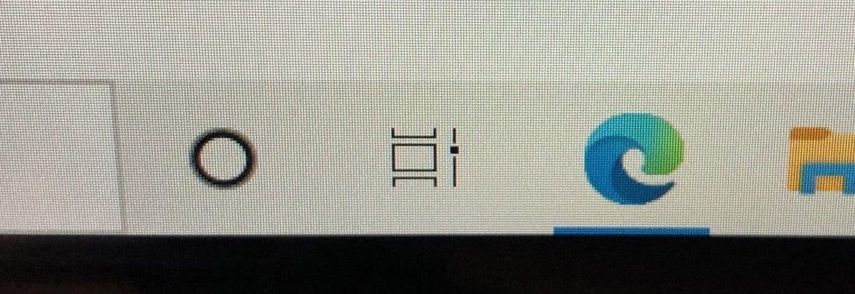 windows 10 taskbar task view icon 2