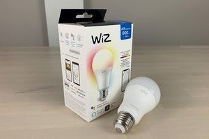 wiz a19 color and tunable white bulb