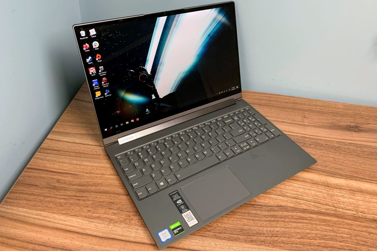 Lenovo Yoga C940 15 review Doing what the MacBook Pro doesn t