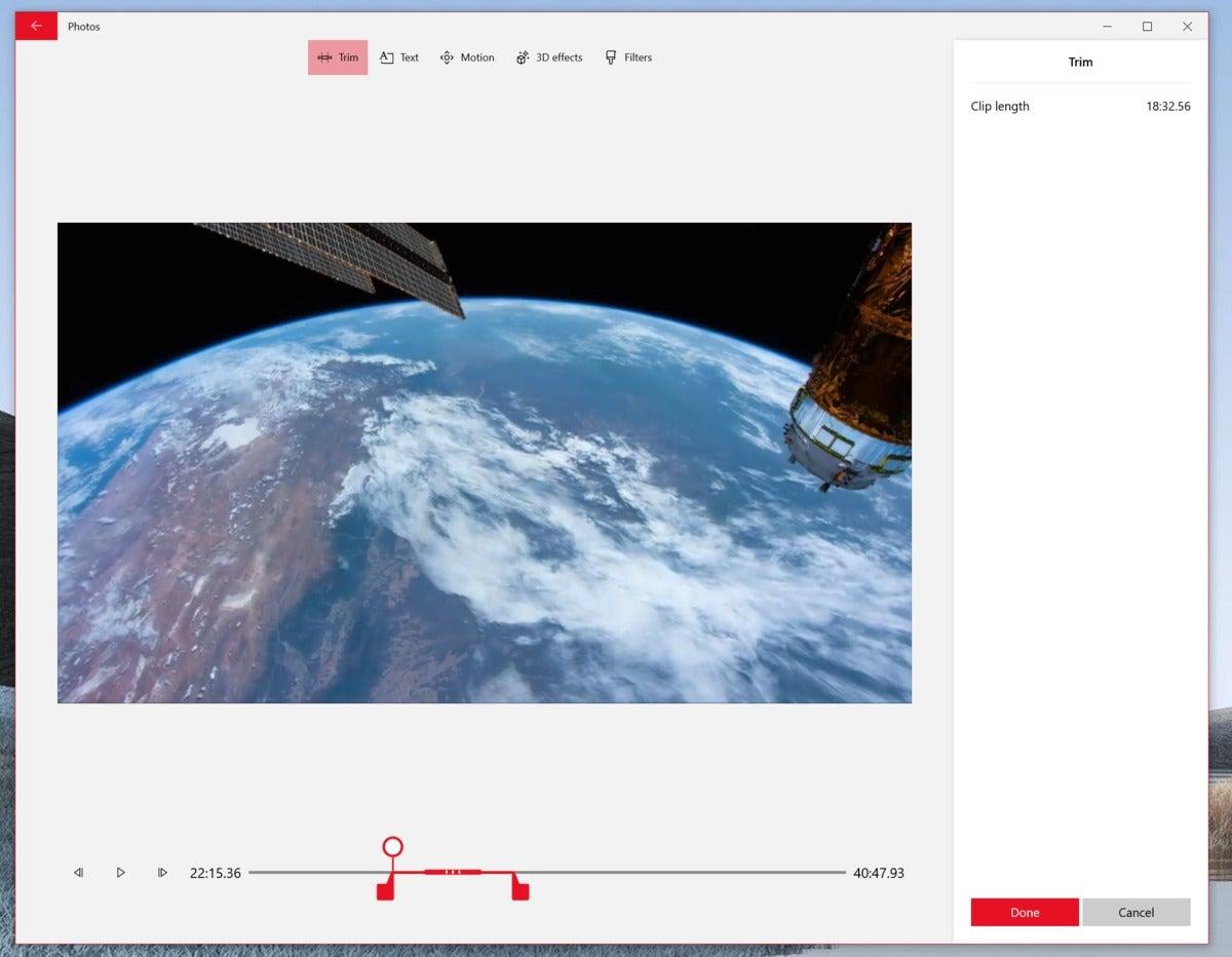 zoom video editor trim