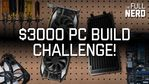 $3K PC build challenge: The parts and peripherals we'd splurge on
