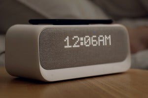 anker soundcore wakey with phone