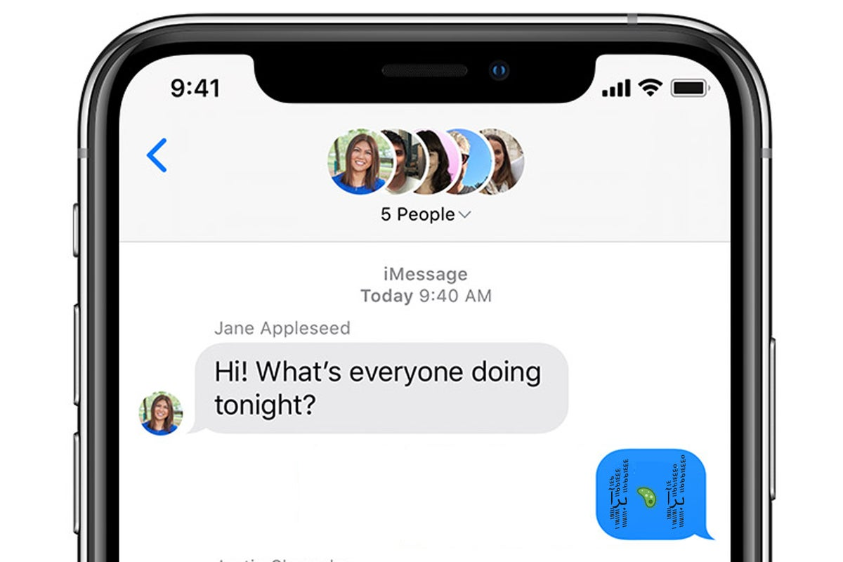 apple messages bug 100839678 large.3x2 - This random message notification will crash your iPhone before you even read it