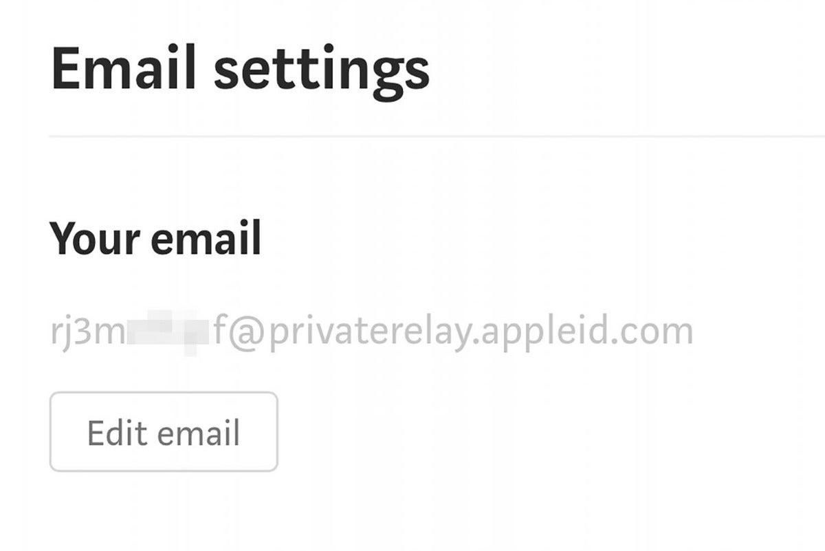 apple sso email