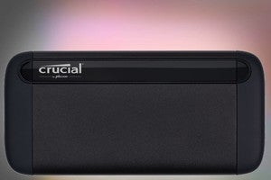 crucial x8 portable ssd primary