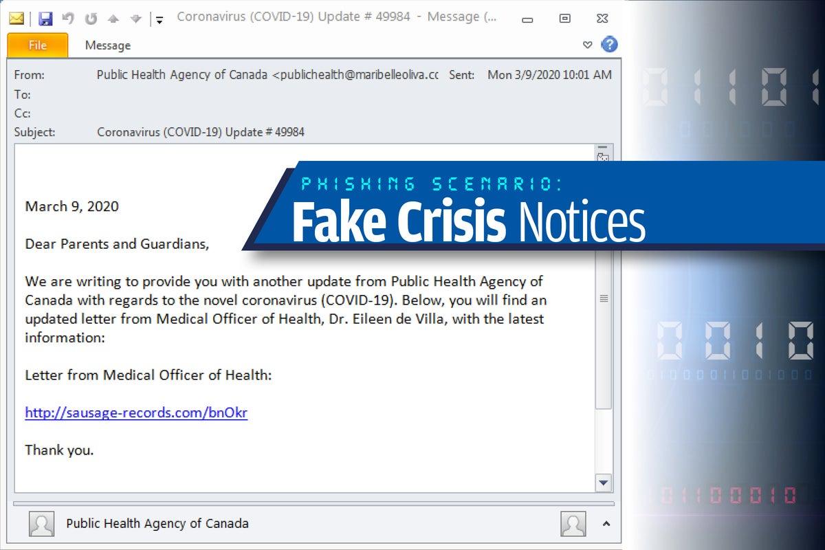 cso 3235520 15 real world phishing examples fake crisis 3x2 2400x1600