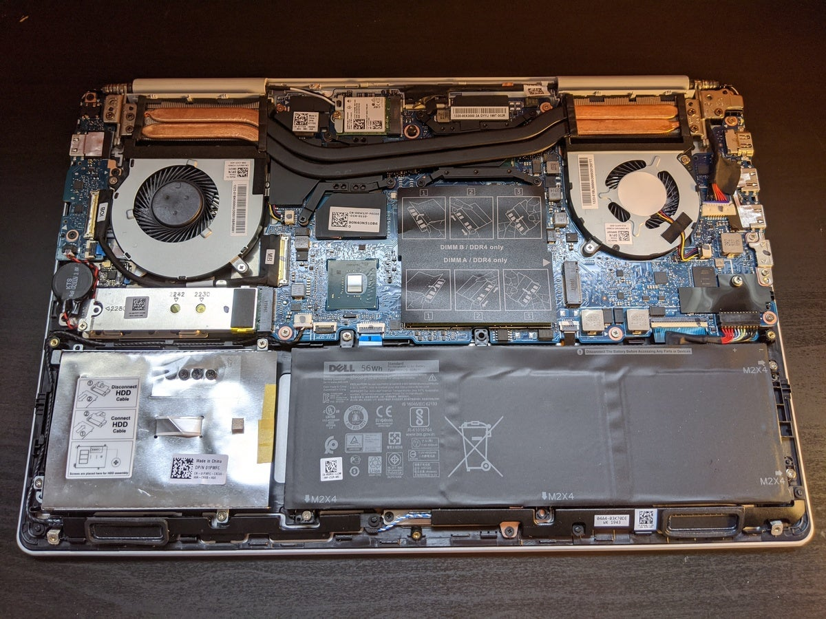 Dell Inspiron 15 7000 - Opened (Stock)