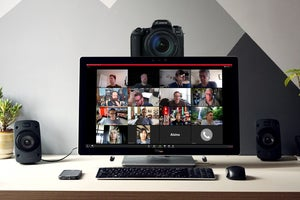 dslr webcam