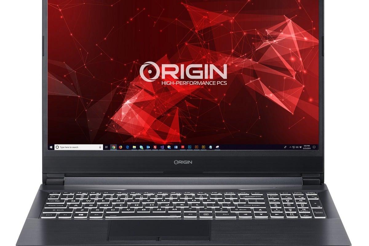 eon15 x front open keyboard