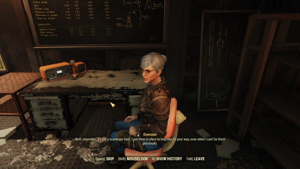 Fallout 76 - Wastelanders