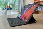 Save a staggering $95 on Apple's Smart Keyboard Folio for the iPad Pro