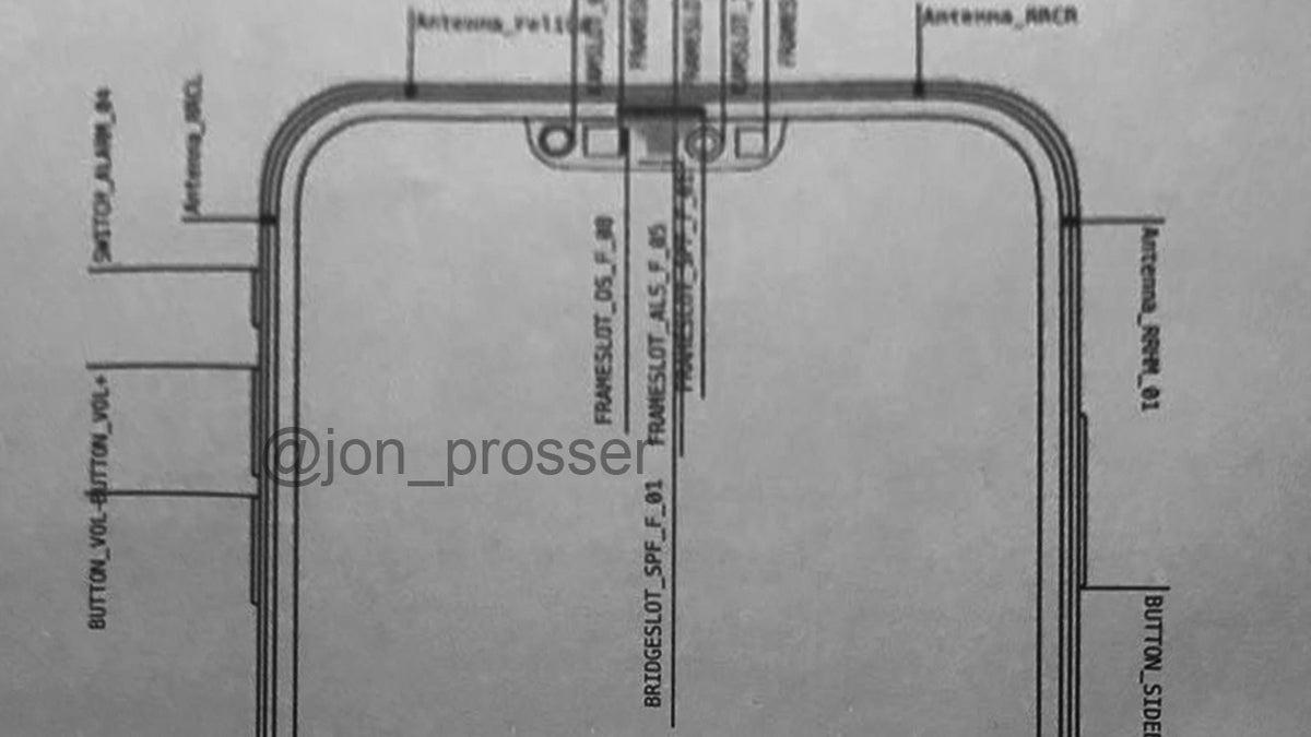 iphone 12 prosser notch internal