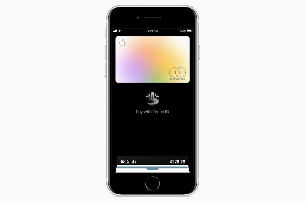 iphone se 2020 applepay