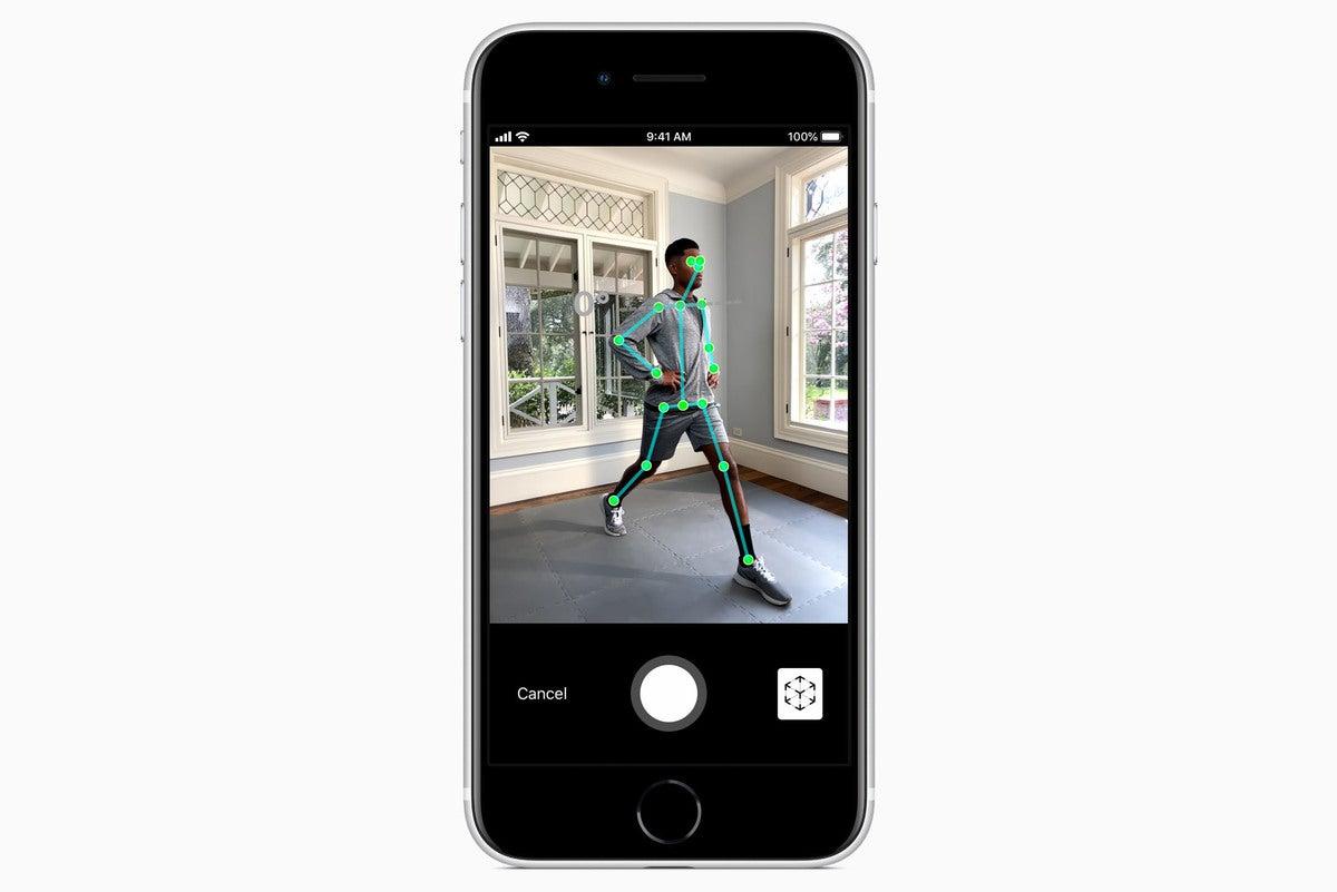 iphone se 2020 ar