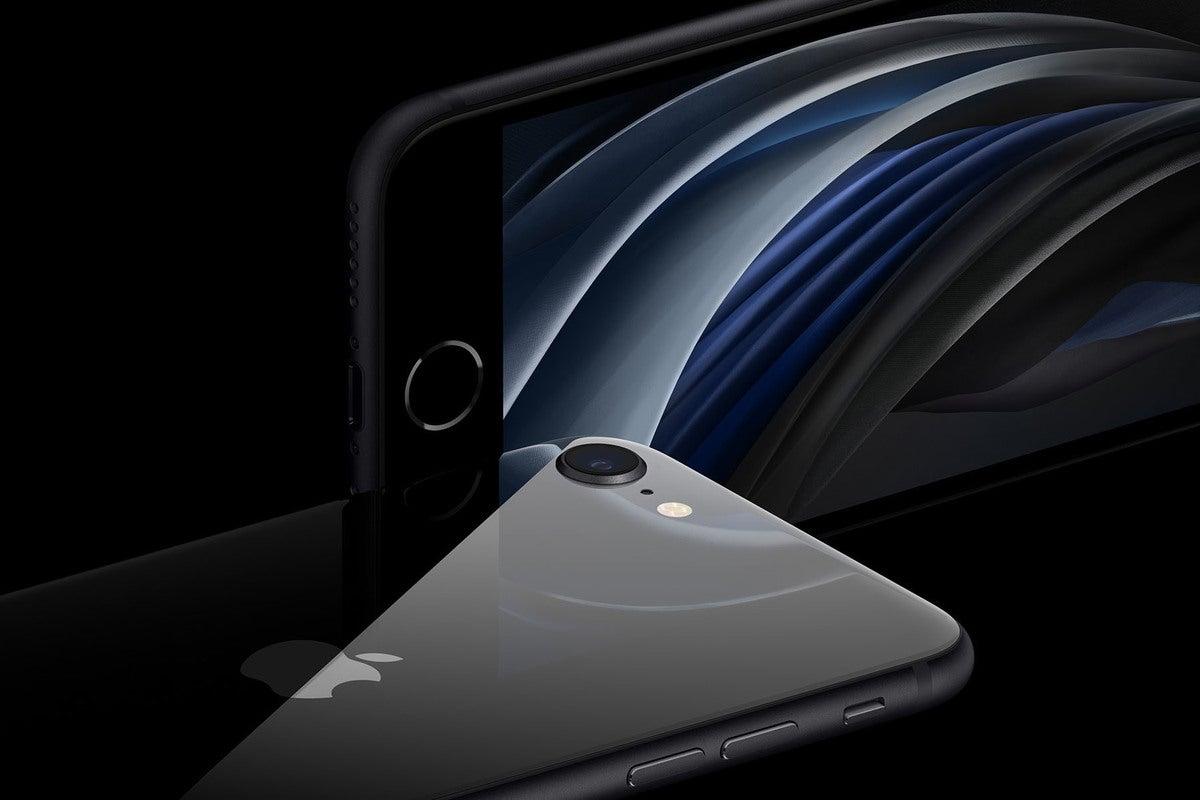 iphone se 2020 touchid camera