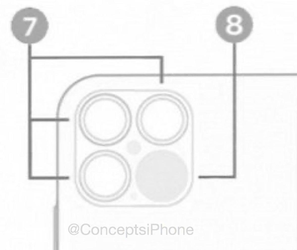 iphone12 rumor camera