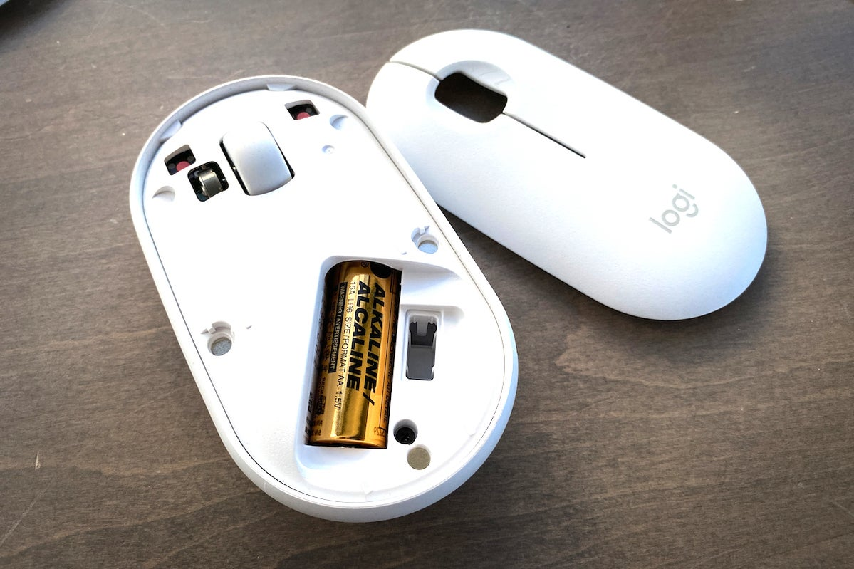 logitech i345 battery