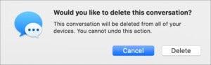 mac911 macos delete conversation