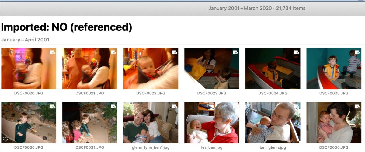 mac911 macos photos referenced smart album