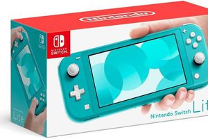 The $199 Nintendo Switch Lite is actually in stock at Amazon right now