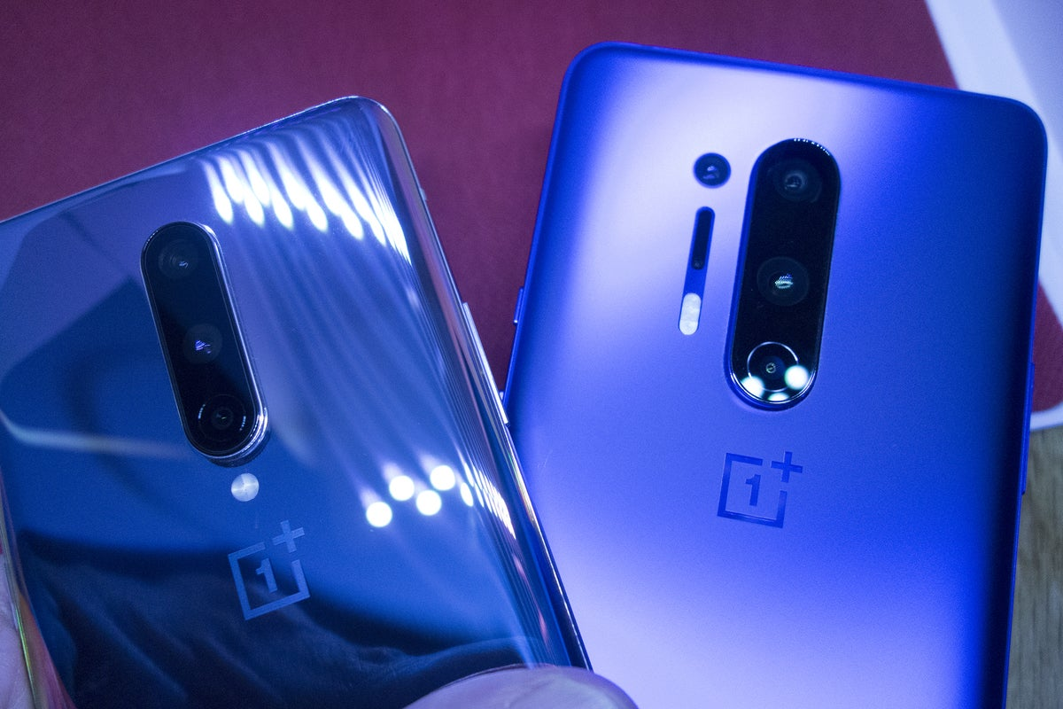 OnePlus 8 and OnePlus 8 Pro test drive: Big, beautiful, and brimming with confidence