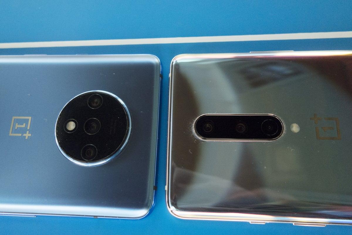 oneplus 8 v 7t camera
