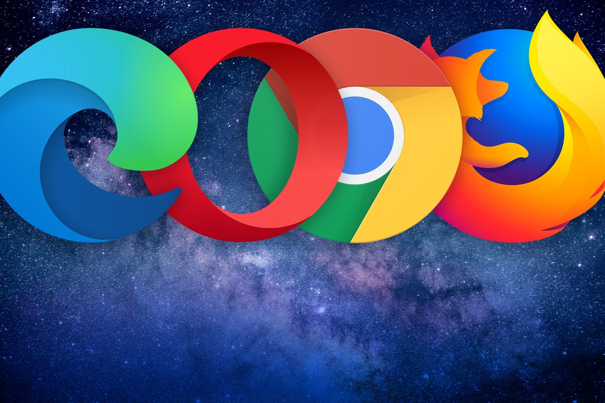 Best Web Browser 2020 Chrome Edge Firefox And Opera Face Off Pcworld