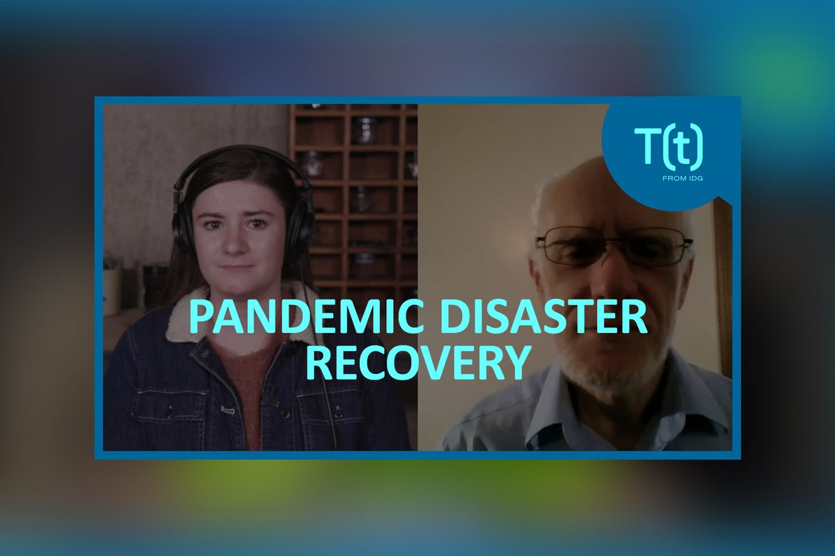 How to create a pandemic disaster recovery plan