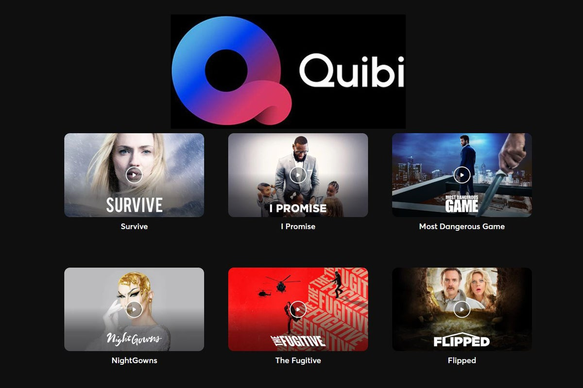 Quibi is an innovative, mobile-only streaming video entertainment service with a little something for everyone