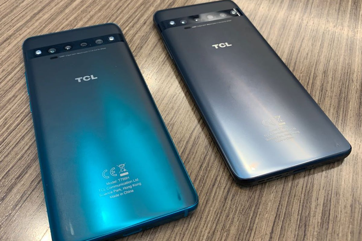 TCL 10 Series smartphone: Strong design, middling specs, affordable price
