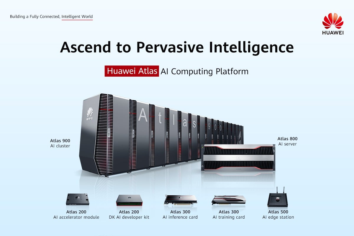 The Power of AI – Huawei Leads Changes Across Various Industries in Europe