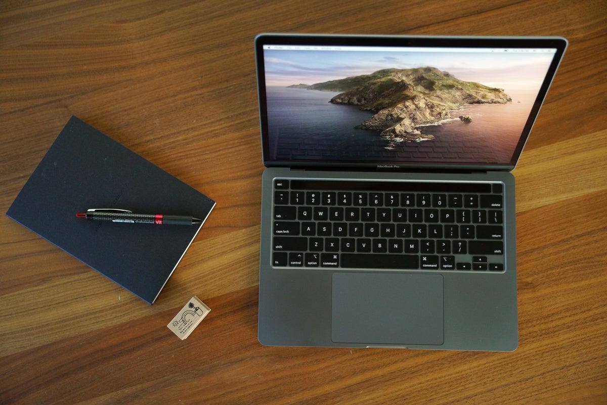 13 inch macbook pro 2020 keyboard notebook