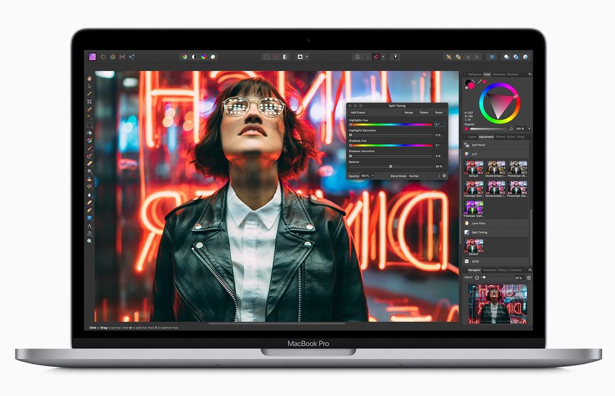 13 inch macbook pro display