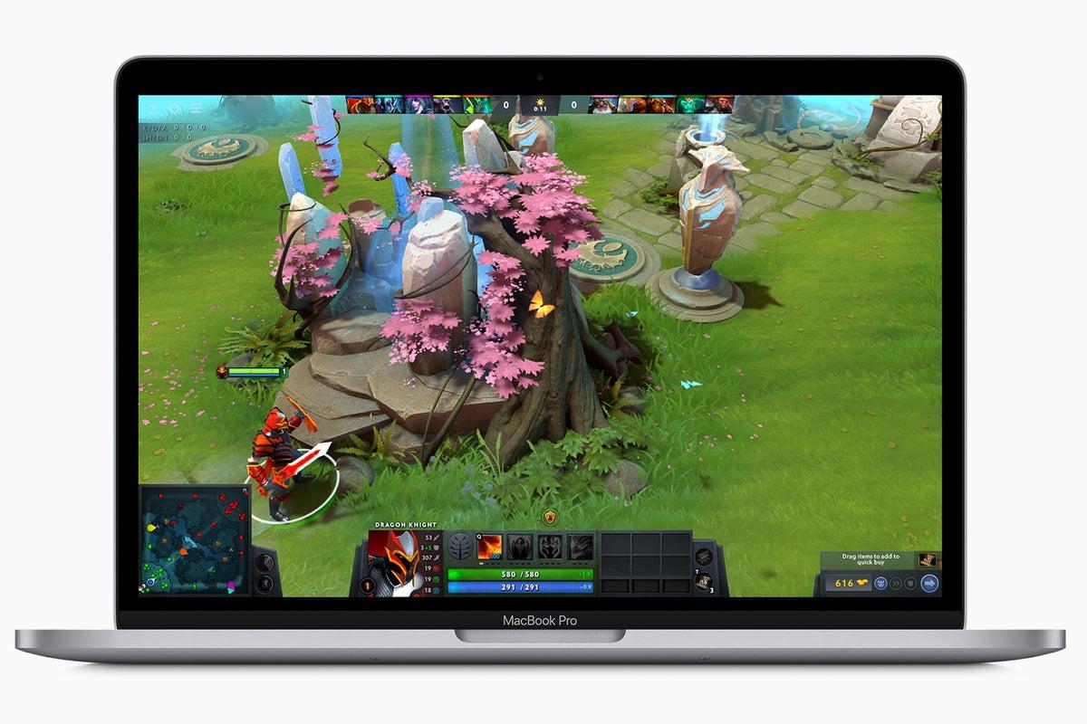 13 inch macbook pro graphics