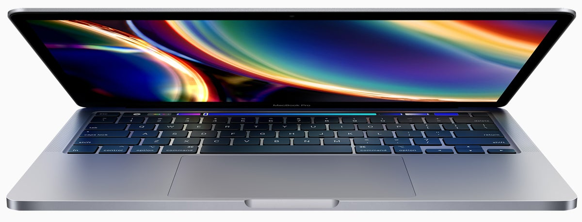 13 inch macbook pro open