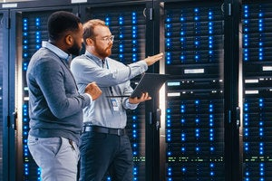 Doing more with less in your data centre