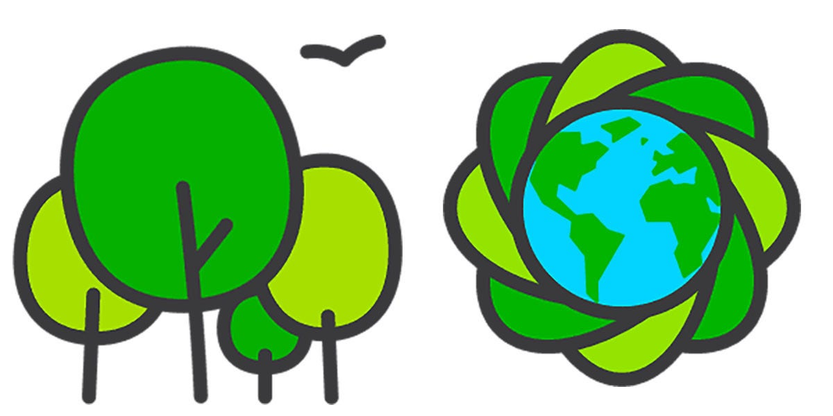 روز محیط زیست ساعت سیب