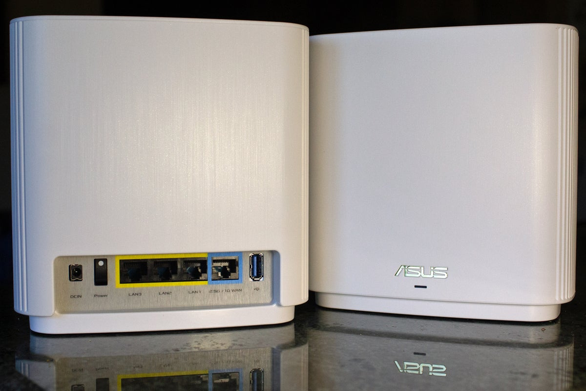 asus xt8 wi fi 6 mesh router